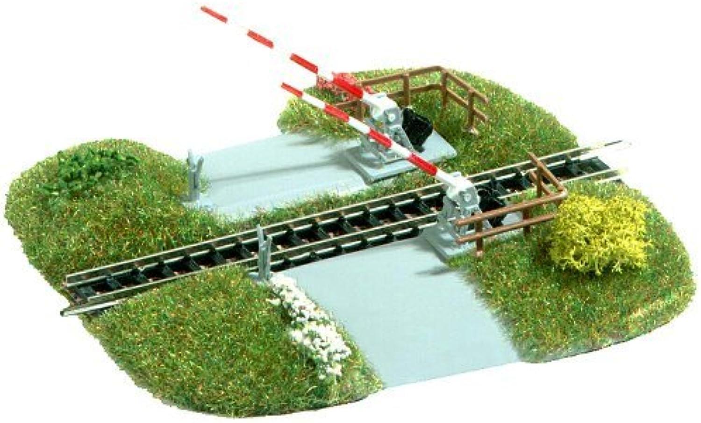 Busch Environnement - BUE8023 - ModAclisme Ferroviaire - Passage A Niveau Garde - Echelle N by Busch Environnement