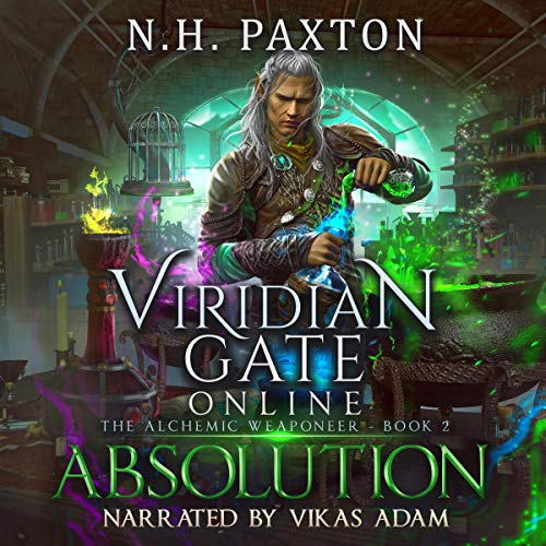 Page de couverture de Viridian Gate Online: Absolution