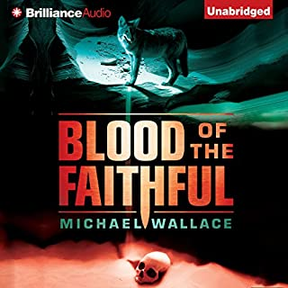 Blood of the Faithful audiobook cover art