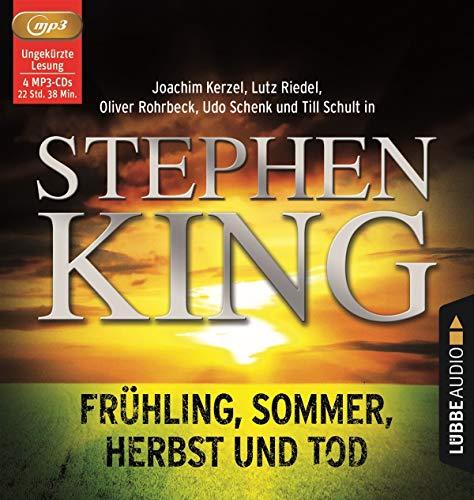 Frühling, Sommer, Herbst und Tod: King, Frühling, Sommer, Herbst und Tod . .