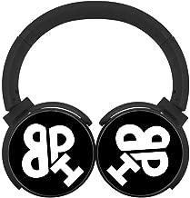 MagicQ Ireland-Boys Productions Bluetooth Headphones,Hi-Fi Stereo Earphones Black