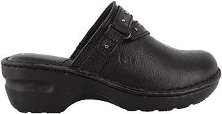 Women's, Joseline Mid Heel Clogs, Black, Size 9.0