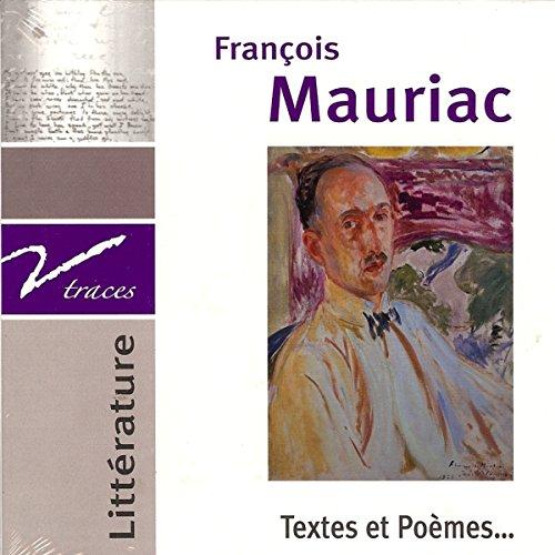 François Mauriac. Textes et Poèmes audiobook cover art