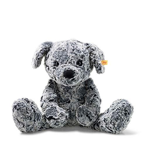 Steiff 83655 Hund, grau meliert, 45 cm