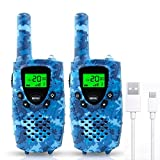 Fairwin Boys Walkie Talkies 2020 Best Gifts, Toys for 3-12 Year Old Boys