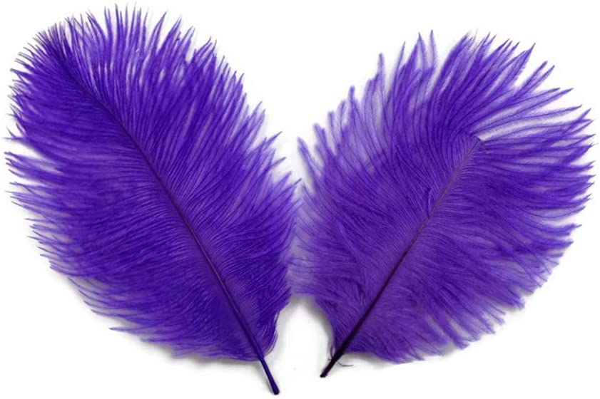 Max 59% OFF Moonlight Feathers 1 Pack - Ostrich Confetti Purple Selling and selling Mini Small