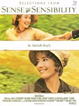 Selections From Sense And Sensibility Piano Vocal Guitar Sheet Music Selections From Sense And Sensibility
