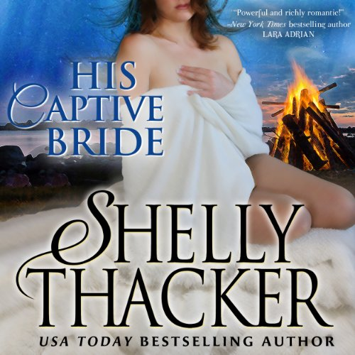 His Captive Bride audiobook cover art