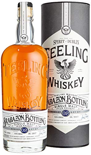 Teeling Irish Whisky (Single Malt) - Brabazon Bottling No. 2 49,5% Vol. (0,7l) - limitierter Whiskey aus Irland