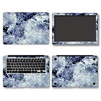 """DIYラップトップステッカーラップトップスキン大理石カバーアートデカール12 / 13/14/15 / 17インチほとんどのラップトップデコレーションに適しています (Application Laptop Size : 12"""", Color : YC1242)"""