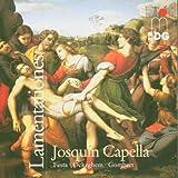 Lamentationes - Werke von Costanzo Festa (1480-1545) - Johannes Ockeghem (1410-1497) - Nicolas Gombert (1495-1560)