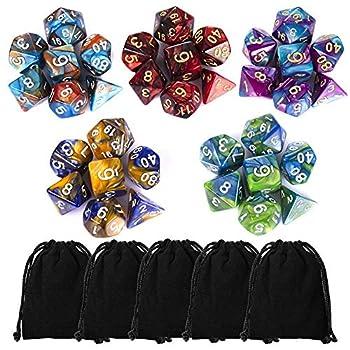 Best dice sets Reviews