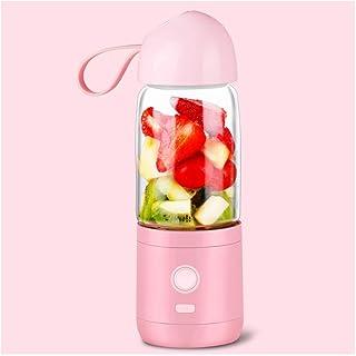 Mélangeur Portable Smoothie Mélangeur Fruit Juicer Cup Personal Child Mixeur de Nourriture Extérieur Usb Rechargeable 4 La...