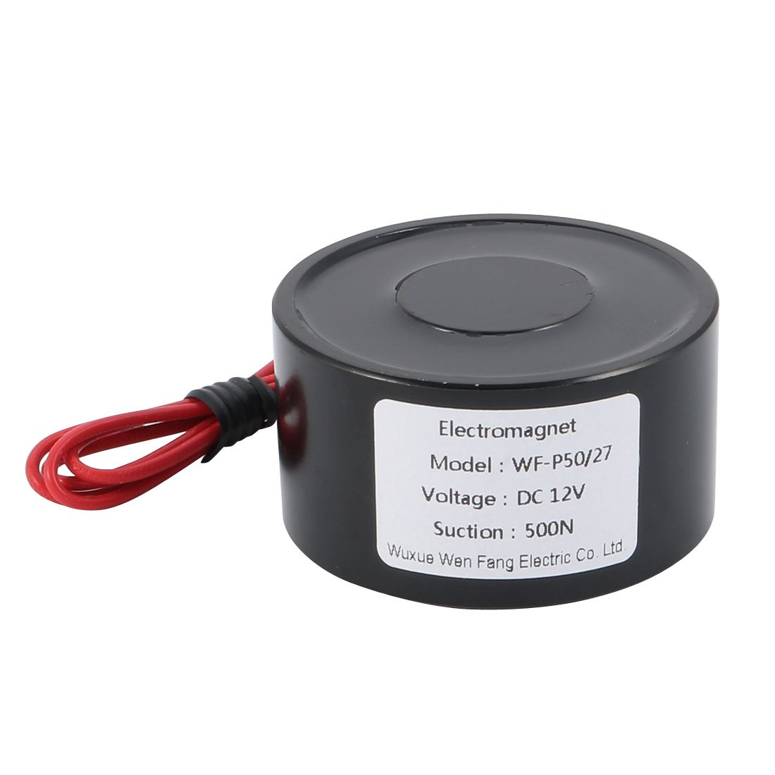 uxcell Electric Lifting Electromagnet Solenoid