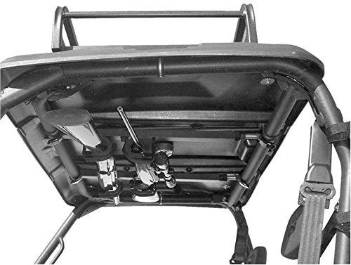 Polaris Ranger Quick-Draw Overhead UTV Gun Rack For Polaris Ranger 500/800 Full size | 23-28' by Great Day