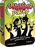 Unanimo Party - Asmodee - Jeu de société - Jeu d'ambiance - Jeu de communication