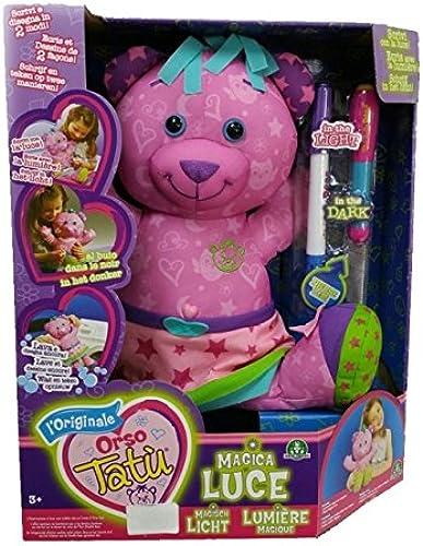 Glow Doodle Bear (227509877)