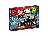 Lego Ninjago - Moto artillera de Cole, Juego de construcción (70733)