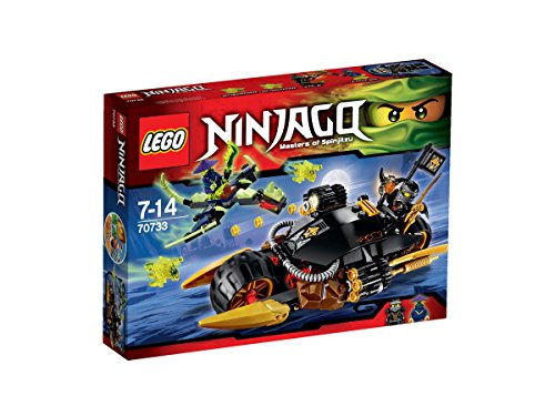 LEGO Ninjago 70733 - Cole's Donner-Bike
