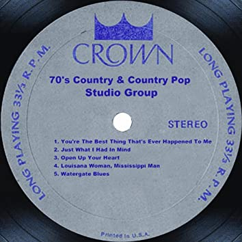 70's Country & Country Pop