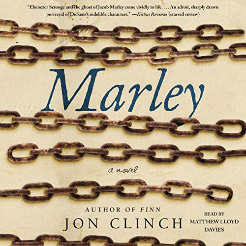 Marley audiobook cover art