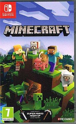 Minecraft: Nintendo Switch Edition (AT-PEGI) Nintendo Switch