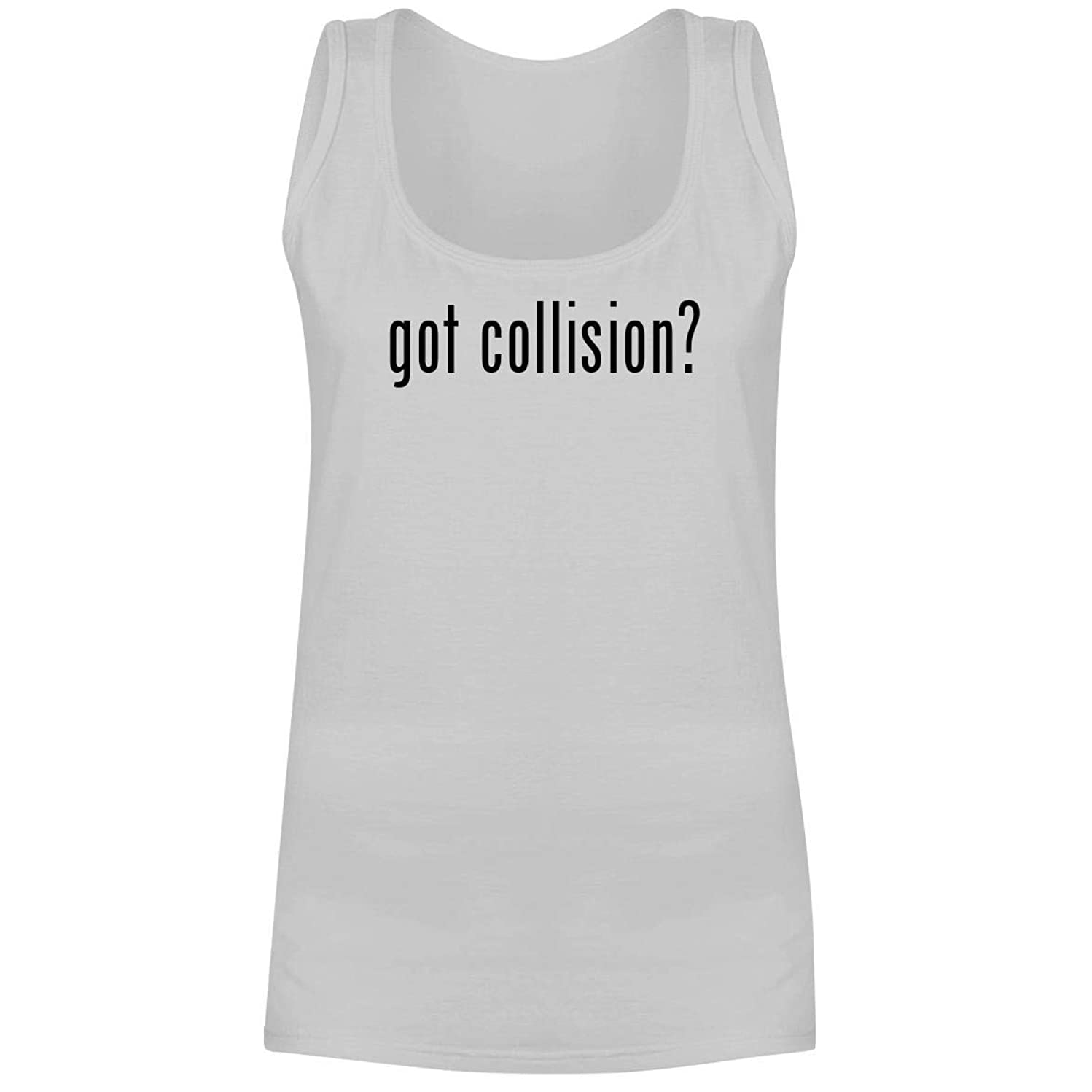 The Town Butler got Collision? - A Soft & Comfortable Women's Tank Top