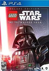Lego Star Wars: The Skywalker Saga Deluxe Edition - PlayStation 4