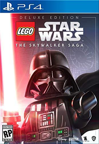 Lego Star Wars, the Skywalker Saga Deluxe Edition - PlayStation 4