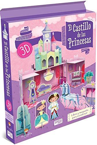 El Castillo De Las Princesas (CARTON 3D)