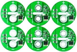 6pcs Nippon Ultrs Super farad capacitor 2.5V protection board limit platen