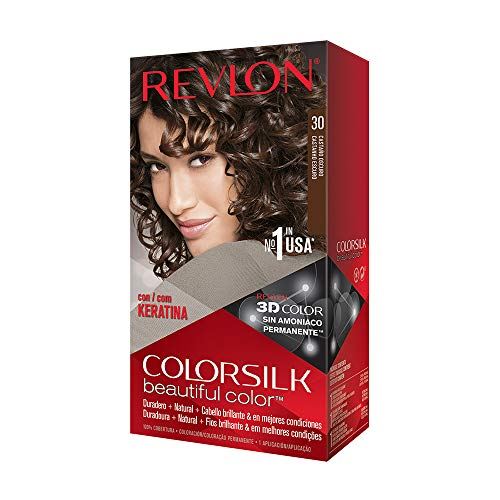 Revlon ColorSilk Tinte Cabello Permanente Tono #30
