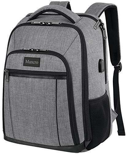 Laptop Backpack for Men, Travel Waterproof Backpack Durable College...