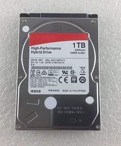 Toshiba Satellite C55 B5350 SSHD HDD 1TB SOLID S Festplatte 1TB 1000 GB SATA 2.5