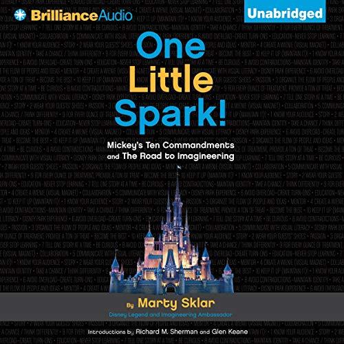 One Little Spark! cover art