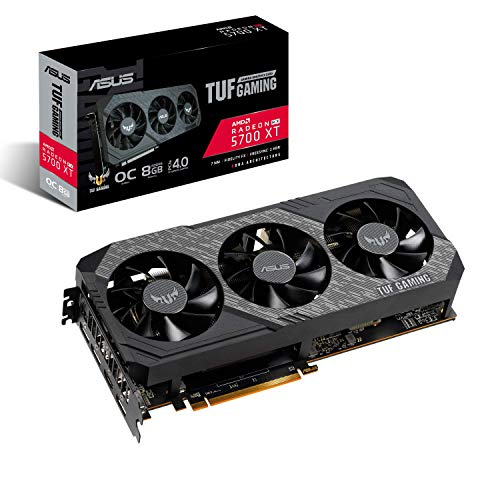 ASUS AMD RX 5700 XT 搭載 トリプルファンモデル 8G TUF 3-RX5700XT-O8G-GAMING