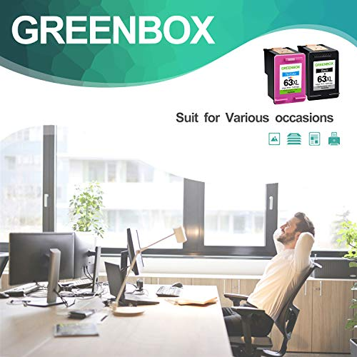 GREENBOX Remanufactured Ink Cartridge
