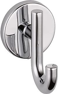 Delta Faucet Bathroom Accessories 75935 Trinsic Bathroom Towel Holder Hook, Polished Chrome