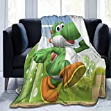 Soft and Comfortable Plush Blankets, Used for Sofas, Beds, Camping, Etc, Unique and Stylish Design, Suitable for All Seasons 50'X40'