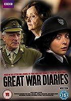 Great War Diaries - 4-DVD Set [ NON-USA FORMAT, PAL, Reg.2.4 Import - United Kingdom ]