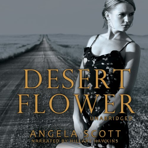 Desert Flower audiobook cover art