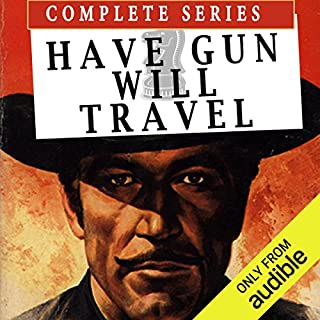 Have Gun Will Travel audiobook cover art