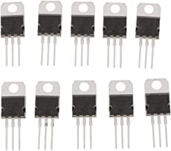 IndustrialField 10pcs L7805CV L7805 KA7805 MC7805 Voltage Regulator 5V 1.5A TO-220