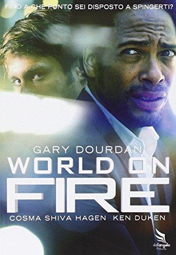 World on fire [IT Import]