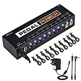 Best Pedal Power Supplies - Asmuse Guitar Isolated Pedal Power Supply DC 10 Review