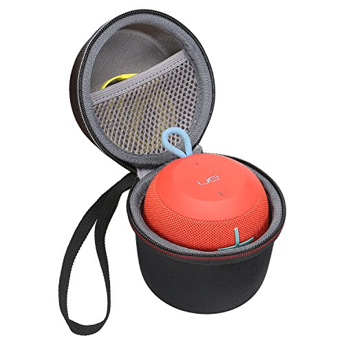 XANAD Funda para Ultimate Ears UE Wonderboom Altavoz inalámbrico Bluetooth Almacenamiento Estuche de Transporte Paquete Viajes Manga de Bolso Encaja Cargador Cable