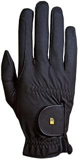 Roeckl Roeck-Grip Unisex Gloves 7.5 Black