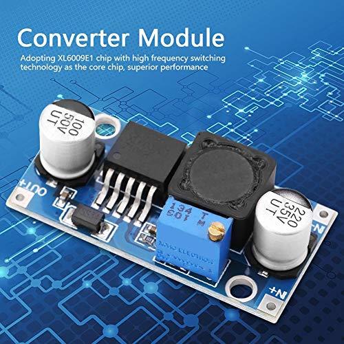 Step Up 1 Pack XL6009E1 Boost-Spannungswandlermodul DC DC mit einem Ausgangsbereich von 5 V bis 40 V zum Erhöhen der Gleichspannung