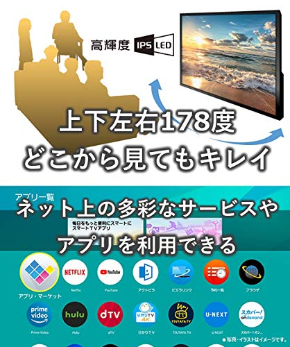 『パナソニック 55V型 液晶テレビ ビエラ TH-55FX750 4K 2018年モデル』の4枚目の画像