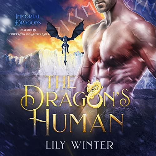 Couverture de The Dragon's Human